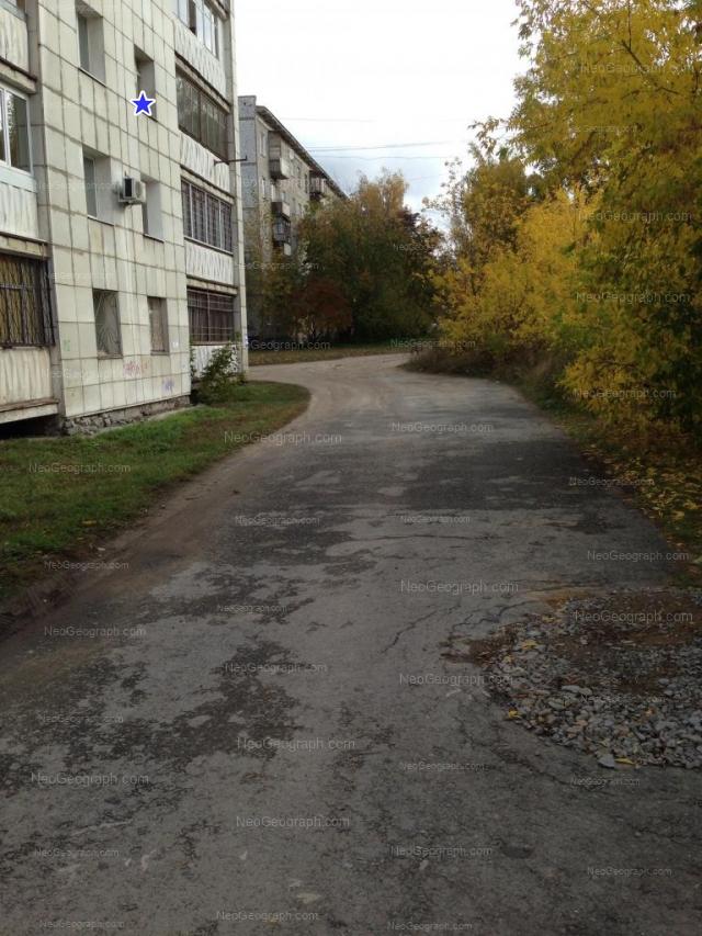 Address(es) on photo: Zavodskaya street, 43 к4, 45А, Yekaterinburg