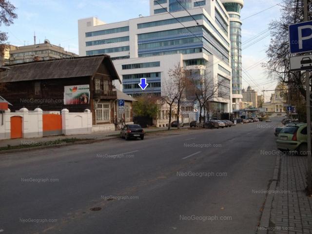 Адрес(а) на фотографии: улица Розы Люксембург, 43А, 45, 49, Екатеринбург