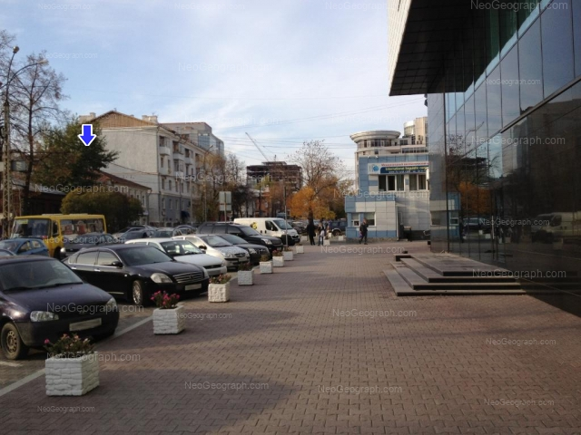 Адрес(а) на фотографии: улица Розы Люксембург, 40, 42, 49, Екатеринбург