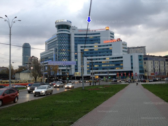 Адрес(а) на фотографии: улица Розы Люксембург, 49, 51, Екатеринбург