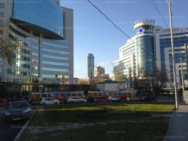 Адрес(а) на фотографии: улица Розы Люксембург, 49, 50, Екатеринбург