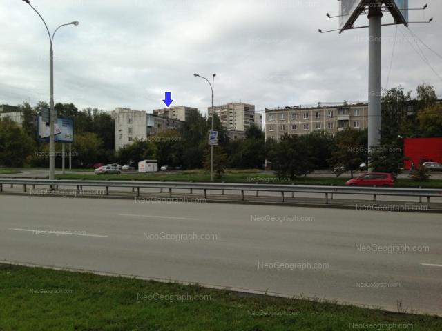 Адрес(а) на фотографии: улица Токарей, 54 к1, 56 к1, 58 к1, Екатеринбург
