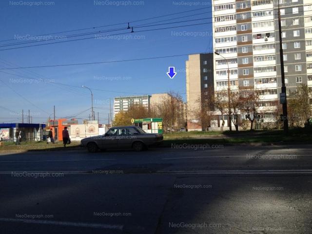 Адрес(а) на фотографии: улица Фрезеровщиков, 78, 80, 82, Екатеринбург