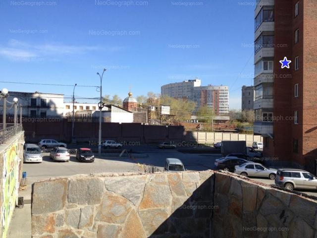Адрес(а) на фотографии: улица Радищева, 40, 53/1, Екатеринбург