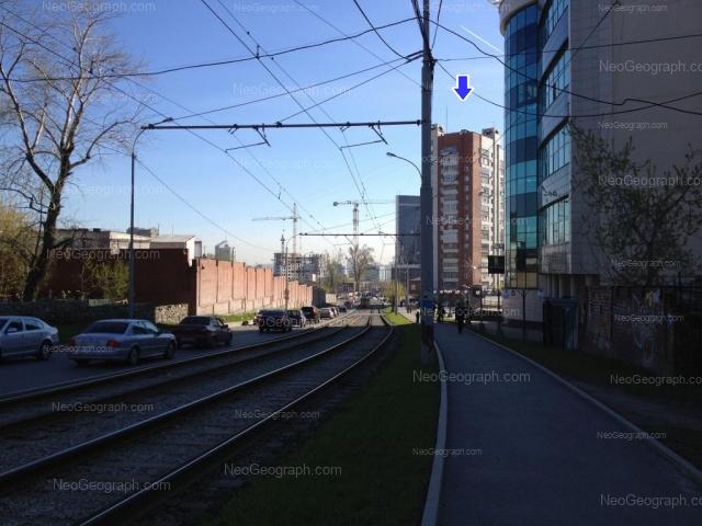 Адрес(а) на фотографии: улица Радищева, 28, 53/1, 55, Екатеринбург
