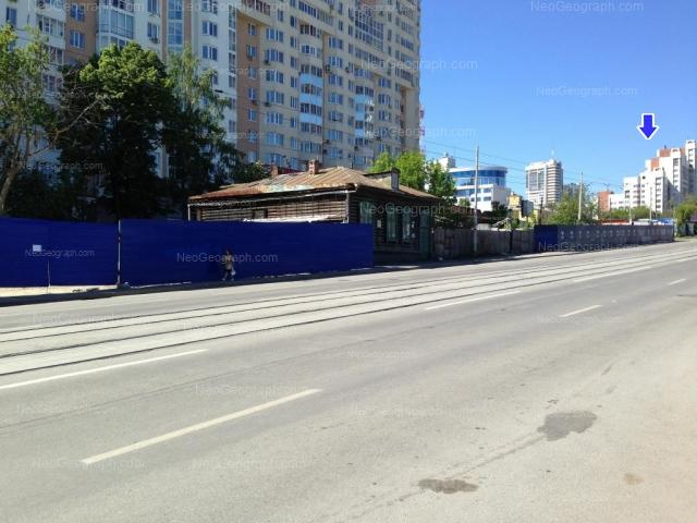 Адрес(а) на фотографии: улица Радищева, 33, 35б, 53/1, 61, Екатеринбург