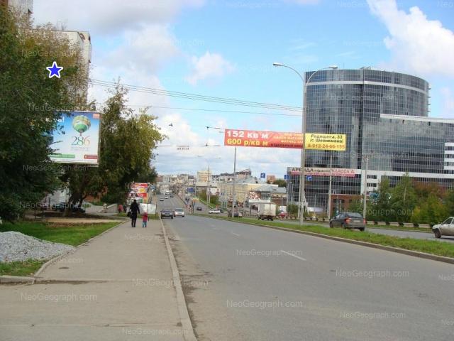 Адрес(а) на фотографии: улица Радищева, 28, 53/1, Екатеринбург