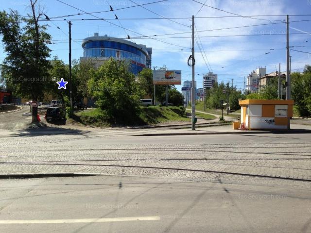 Адрес(а) на фотографии: улица Радищева, 47А, Екатеринбург
