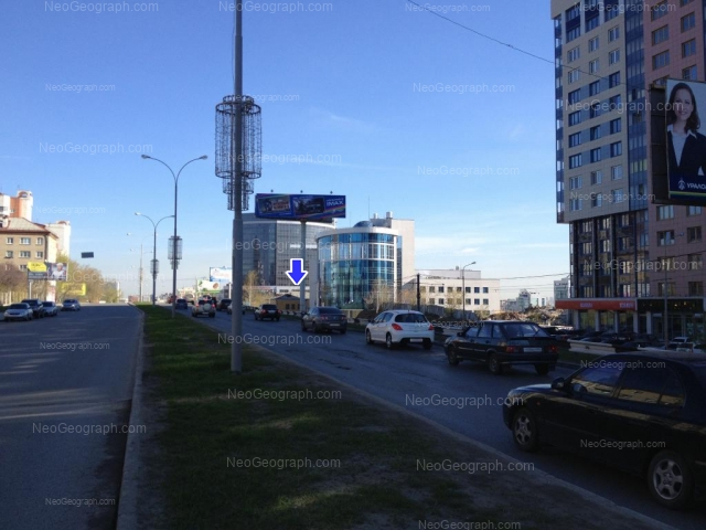 Адрес(а) на фотографии: улица Радищева, 28, 47А, Екатеринбург