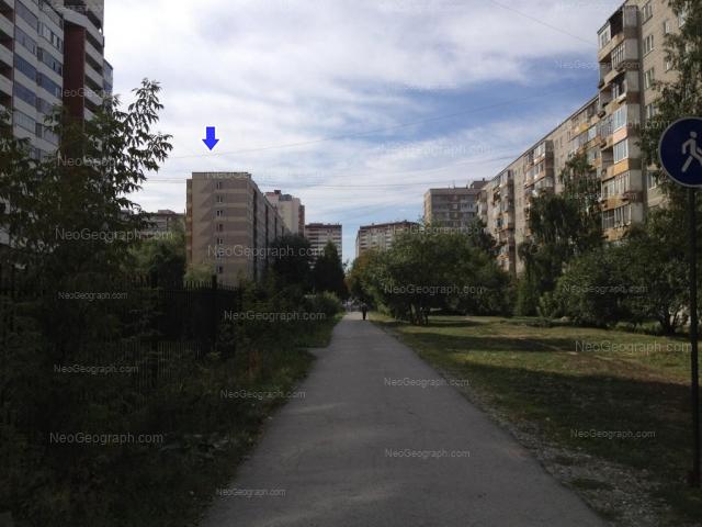 Адрес(а) на фотографии: Сиреневый бульвар, 7А, 11, 15, 19А, Екатеринбург