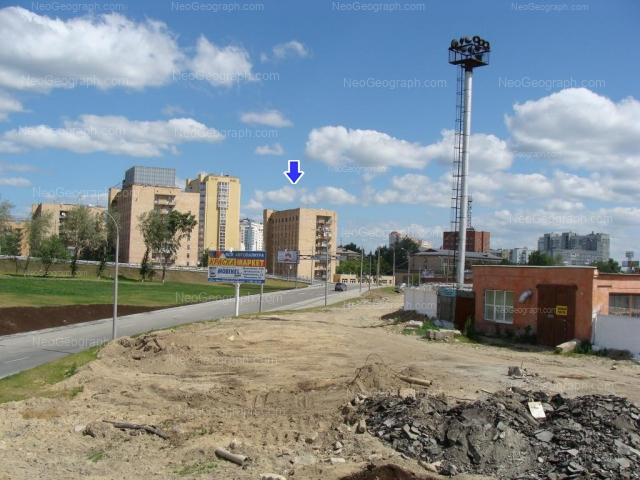 Адрес(а) на фотографии: улица Репина, 17, 17а, 19, Екатеринбург