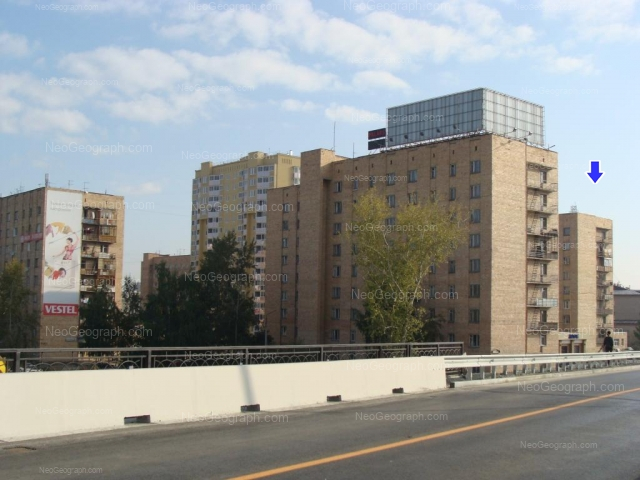 Адрес(а) на фотографии: улица Репина, 17, 17а, 19, 21, Екатеринбург