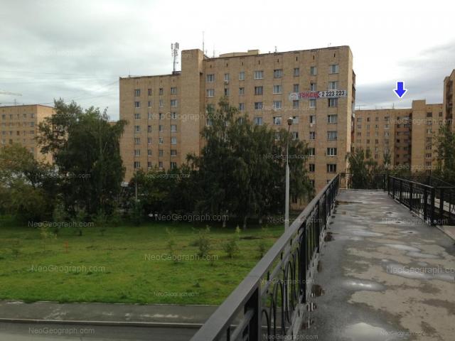 Адрес(а) на фотографии: улица Репина, 17, 21, Екатеринбург