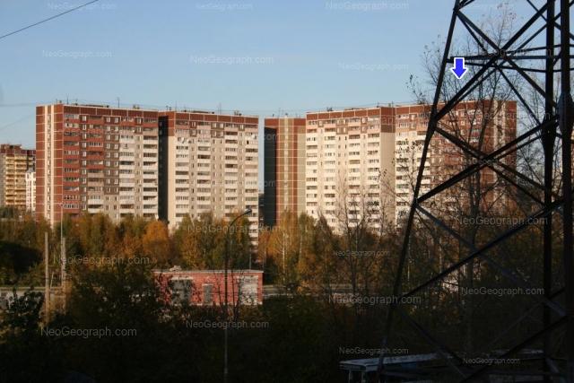 Адрес(а) на фотографии: улица Новгородцевой, 19/1, 19/2, 25/1, 25/2, Екатеринбург