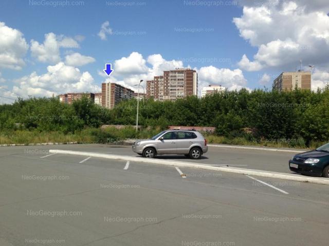 Адрес(а) на фотографии: улица Новгородцевой, 19/1, 25/1, Екатеринбург