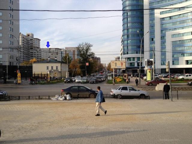 Адрес(а) на фотографии: улица Розы Люксембург, 49, 50, 51, Екатеринбург