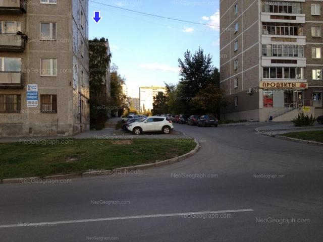 Address(es) on photo: Metallurgov street, 10А, 12, 14, 14А, Yekaterinburg