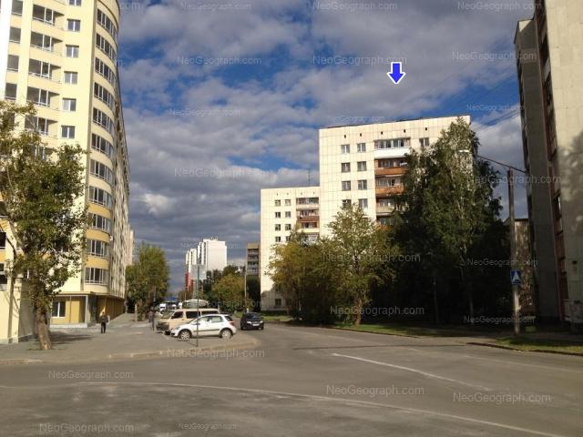 Адрес(а) на фотографии: Шефская улица, 91 к3, 91 к4, 91 к5, 93 к1, Екатеринбург