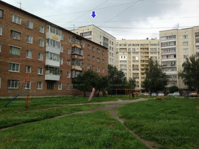 Адрес(а) на фотографии: Шефская улица, 91 к3, 91 к4, 91 к5, Екатеринбург