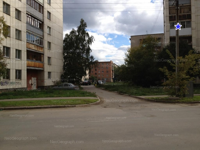 Адрес(а) на фотографии: Шефская улица, 91 к1, 91 к2, 91 к3, 91 к4, 91 к5, Екатеринбург