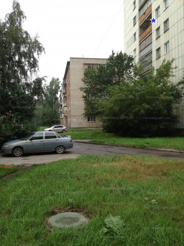 Адрес(а) на фотографии: Шефская улица, 91 к3, 91 к5, Екатеринбург