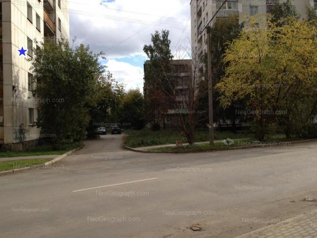 Адрес(а) на фотографии: Шефская улица, 91 к5, Екатеринбург