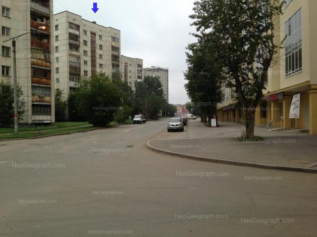Адрес(а) на фотографии: Шефская улица, 91 к4, 91 к5, Екатеринбург