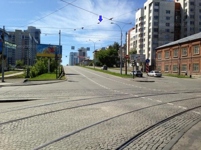 Адрес(а) на фотографии: Московская улица, 40, 42, 54, 66, 77, Екатеринбург