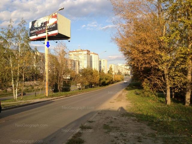 Адрес(а) на фотографии: улица Металлургов, 18А, Екатеринбург