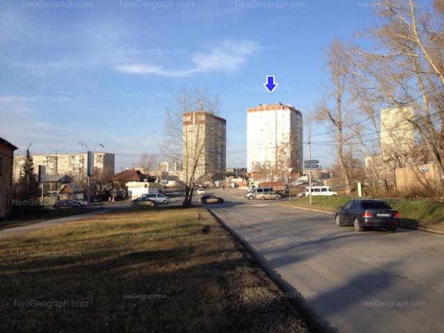 Адрес(а) на фотографии: улица Металлургов, 14А, 16А, 16Б, Екатеринбург