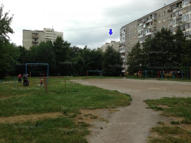 Адрес(а) на фотографии: улица Бакинских Комиссаров, 58, 61, 62, Екатеринбург