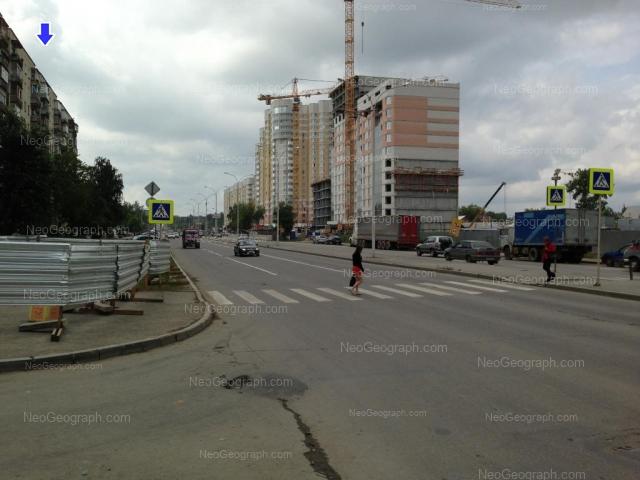 Адрес(а) на фотографии: улица Бакинских Комиссаров, 58, 99, 101, Екатеринбург