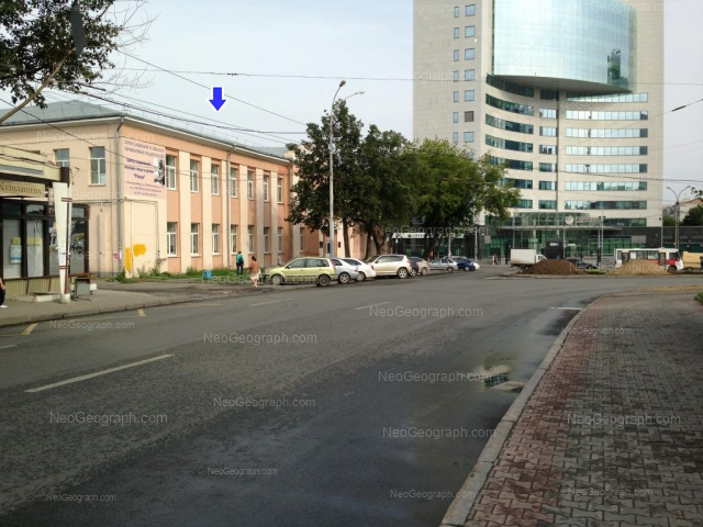 Адрес(а) на фотографии: улица Розы Люксембург, 52, Екатеринбург