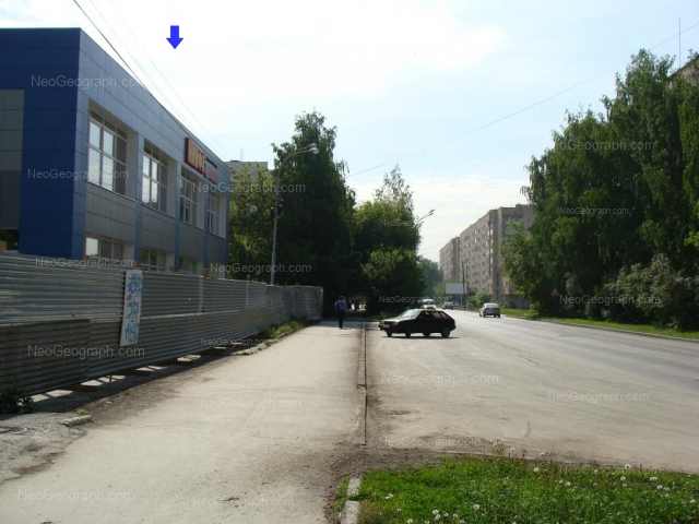 Адрес(а) на фотографии: улица Куйбышева, 102, 106, 106А, 167, 169, Екатеринбург