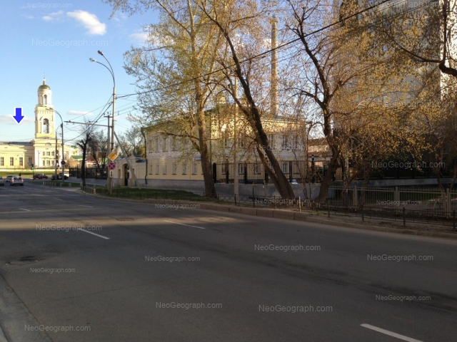 Адрес(а) на фотографии: улица Розы Люксембург, 50, 57, Екатеринбург