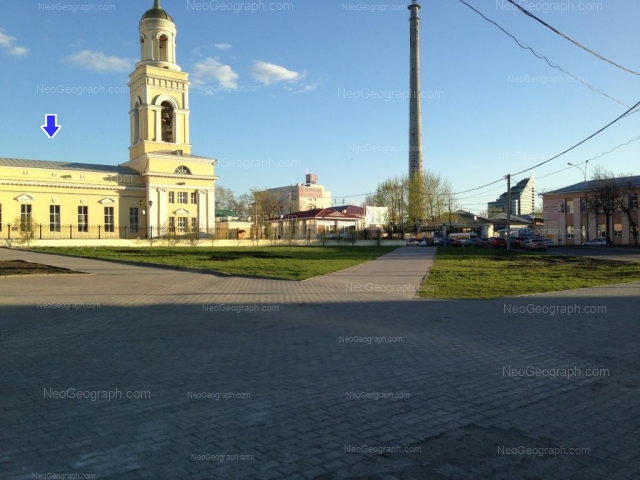 Адрес(а) на фотографии: улица Розы Люксембург, 52, 57, 57а, Екатеринбург