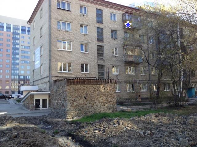 Адрес(а) на фотографии: Московская улица, 48, 77, Екатеринбург