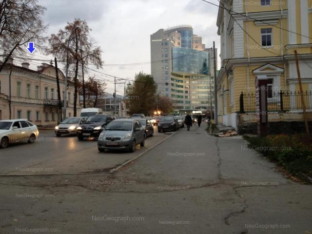 Адрес(а) на фотографии: улица Розы Люксембург, 52, 54, 57б, Екатеринбург