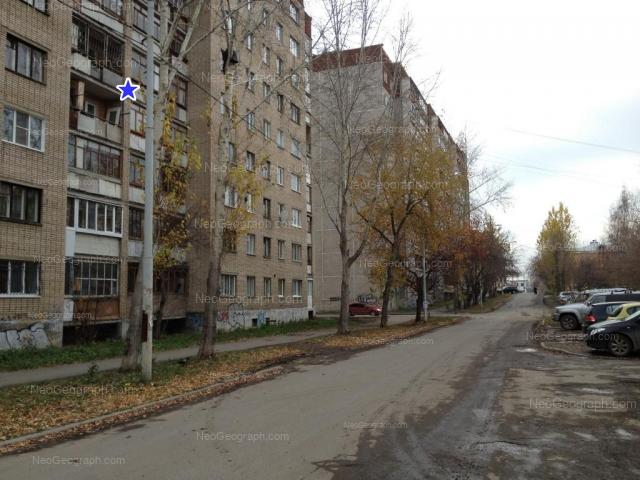 Адрес(а) на фотографии: улица Буторина, 3, 7, Екатеринбург