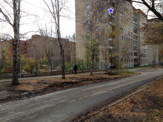 Адрес(а) на фотографии: улица Буторина, 3, 3А, Екатеринбург