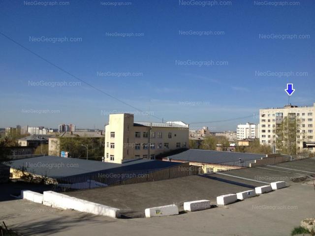 Address(es) on photo: Gurzufskaya street, 23, 30, 30/1, 32, Yekaterinburg