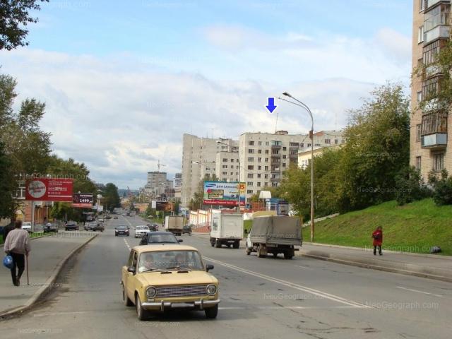 Address(es) on photo: Gurzufskaya street, 30, 32, 34, 36, 38, Yekaterinburg
