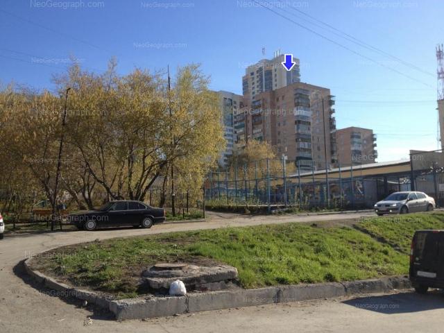 Адрес(а) на фотографии: Гурзуфская улица, 26, 28, 30, Екатеринбург