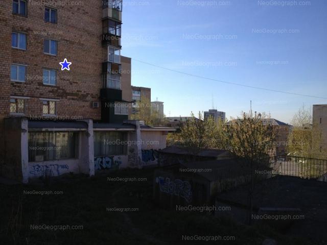 Адрес(а) на фотографии: Гурзуфская улица, 17, 19, 20, 28, Екатеринбург