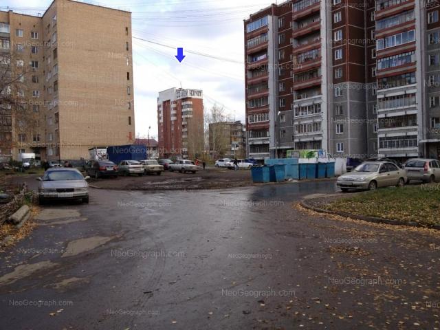 Адрес(а) на фотографии: улица Куйбышева, 102, 104, 169, Екатеринбург