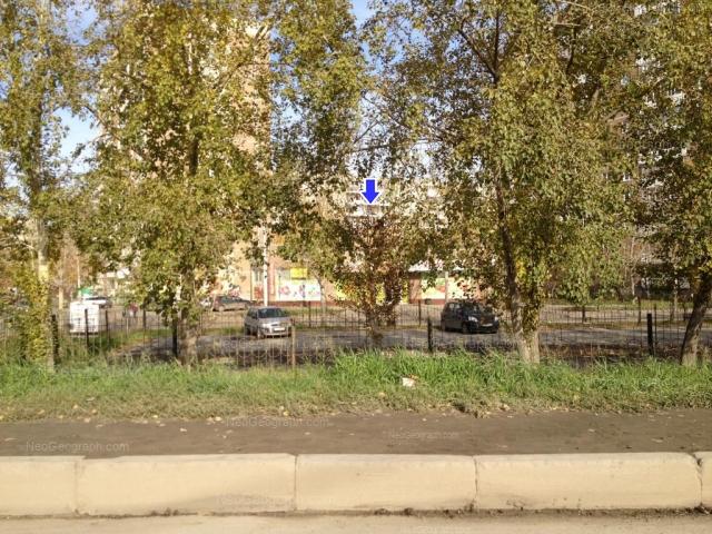 Address(es) on photo: Novgorodtsevoy street, 31, 31а, 33, Yekaterinburg