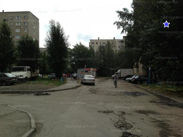 Адрес(а) на фотографии: улица Бакинских Комиссаров, 60, 61, 62, Екатеринбург
