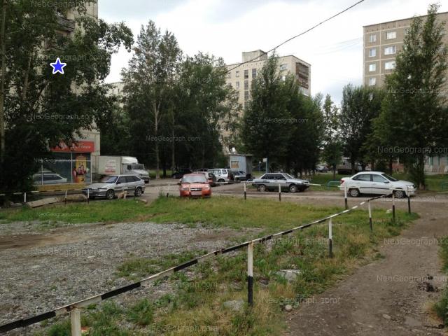 Адрес(а) на фотографии: улица Бакинских Комиссаров, 58, 60, 64, Екатеринбург