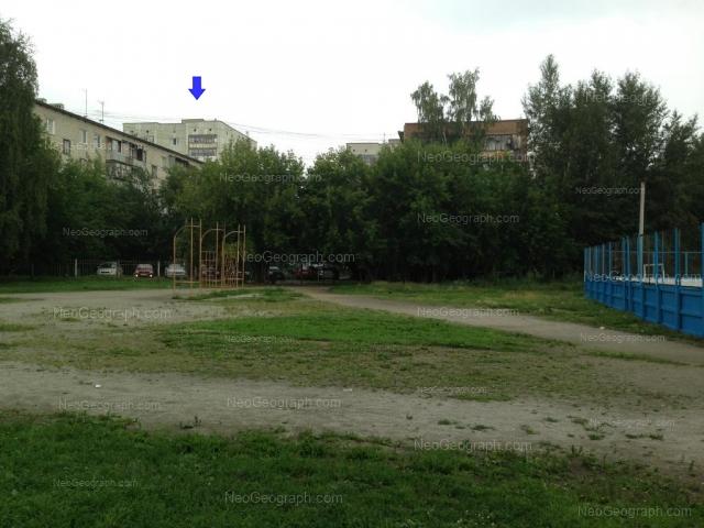 Адрес(а) на фотографии: проспект Космонавтов, 80 к3, 80 к4, 80 к6, Екатеринбург