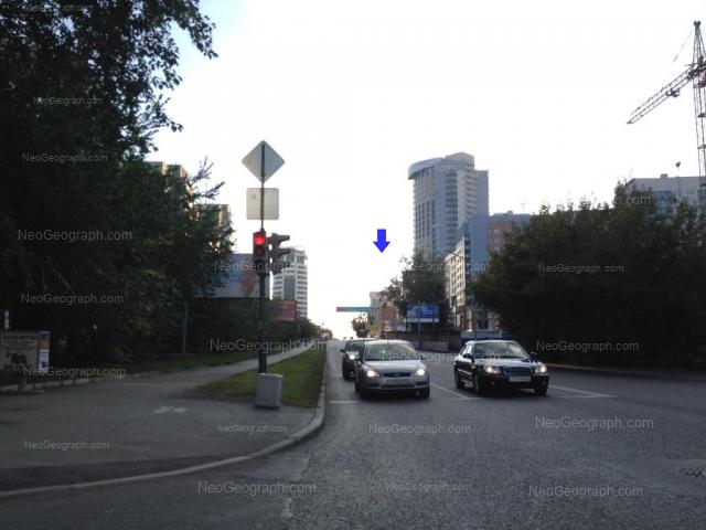 Адрес(а) на фотографии: Московская улица, 52, 54, 77, Екатеринбург
